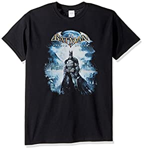 Trevco Batman Aa Game Cover Heather Adult T-Shirt at Gotham City Store