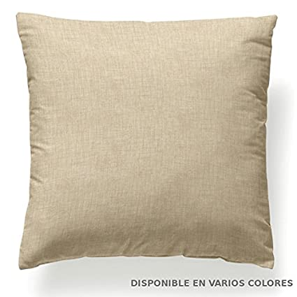 Jarrous Funda de Cojín Modelo Chris, Color Lila, Medida 45x70cm
