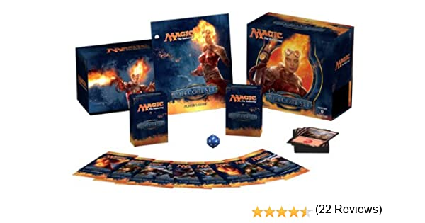 Wizard of The Coast - Coleccionable Magic The Gathering Magic: The Gathering (WTCA33000000) (Importado): Amazon.es: Juguetes y juegos