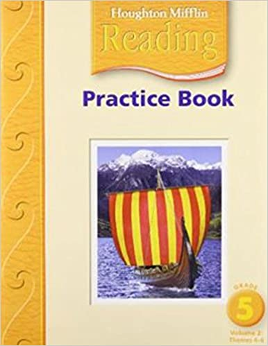 Houghton mifflin reading practice book volume 2 grade 5 houghton houghton mifflin reading practice book volume 2 grade 5 houghton mifflin 9780618384792 amazon books fandeluxe Image collections