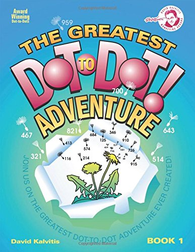 Greatest Dot Dot Adventure Book product image