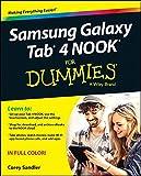 Samsung Galaxy Tab 4 NOOK For Dummies