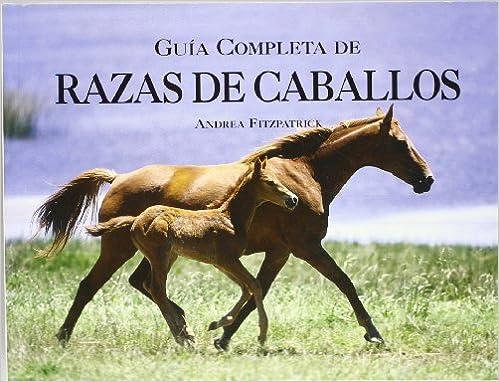 Descargar libros electrónicos gratis para nook Guia completa de razas de caballos RTF