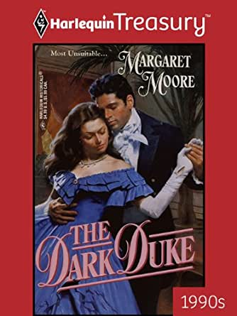 The Dark Duke (Most Unsuitable Men) - Kindle edition by Margaret ...