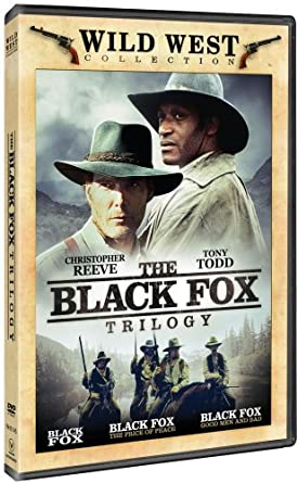 Amazon.com  Black Fox Trilogy  Christopher Reeve 6add4bdb3981