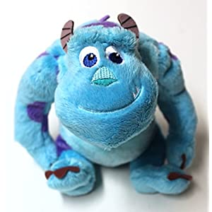 Disney Monsters Inc 8″ Plush Sulley Bean Bag Doll from Disneyland / Walt Disney World Parks