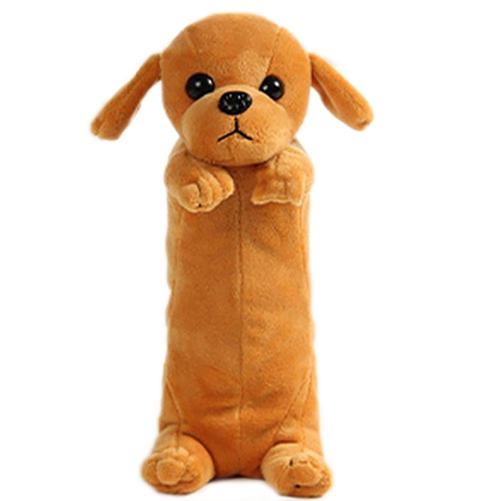 Fablcrew Trousse Conception Mignonne Animal Trousse Zipper Sac de Rangement pour les étudiants