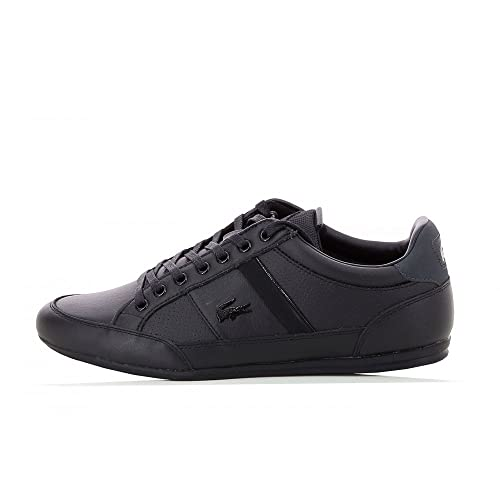 876898ea Lacoste 7-30SPM0040 - Zapatillas de Cuero Hombre, Color Negro, Talla 39.5  EU: Amazon.es: Zapatos y complementos
