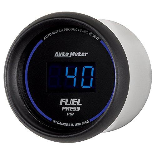 Auto Meter 6963 Cobalt Digital Fuel Pressure Gauge
