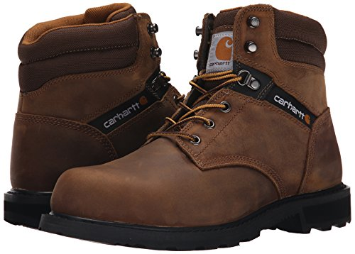 Pictures of Carhartt Men's 6 Work Safety-Toe NWP Work Boot US 4