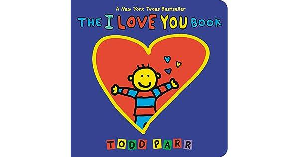 0acf8ca949f The I Love You Book - Livros na Amazon Brasil- 9780316247566