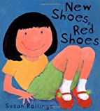 New Shoes, Red Shoes, Susan Rollings, 0531302687