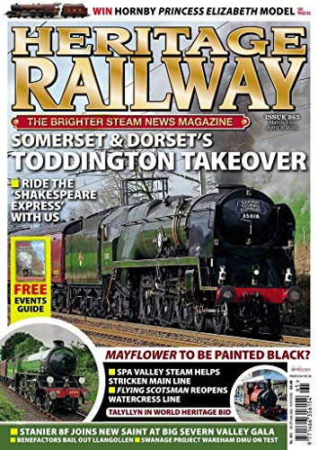 More Details about Heritage Railway Magazine