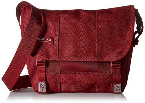 Timbuk2 Unisex Classic Messenger - Extra Small Collegiate Red One Size