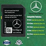 Navigation SD Card Garmin Map Pilot 2018 North America Mercedes-Benz A2189066002