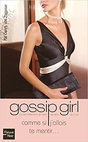 Pda e-book télécharger Gossip Girl T10 (poche) PDF PDB CHM 2265086886