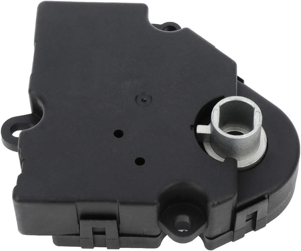 Fits for Chevrolet 2002 GMC 2002 Aintier HVAC Air Door Actuator Blend Door Actuator Oldsmobile 2002 Replace 604-115 89018539