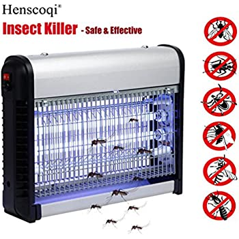 Amazon Com Electric Bug Light Zapper Mosquito Amp Fly