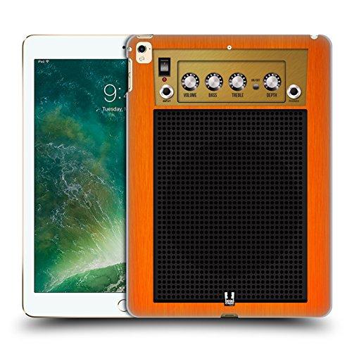 Head Case Designs Orange Chorus Guitar Amp Hard Back Case for Apple iPad Pro 12.9 (2017) (Guitar Amplifier Head Design)