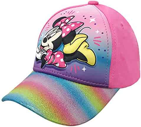 check out e77f4 6802e ... reduced disney little girls minnie mouse character 3d pop baseball cap  age 4 7 1c4df 88d13