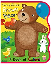 Touch And Feel Brown Bear