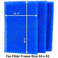 Dynamic Air Filters (3 Pack) (24x32)