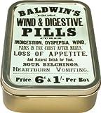 Baldwins Wind and Digestive Pills Collectors Keepsake Tin by NA Bild