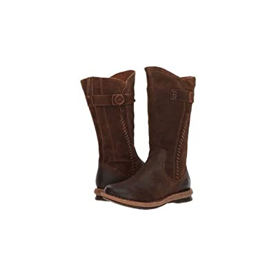 BORN Women's Tonic Rust Distressed Boot | Boots