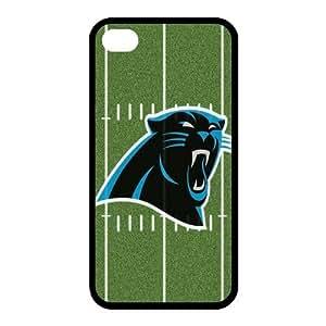 Custom Carolina Panthers NFL Back Cover Case For Samsung Galsxy S3 I9300 OverJN4S-1259