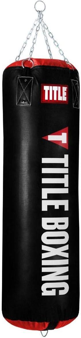 Title ボクシングチャレンジャー ヘビーバッグ 14インチ x 42インチ 100ポンド