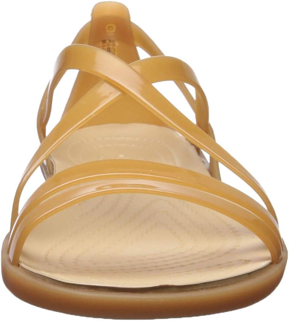 Sandalias de Punta Descubierta para Mujer Crocs Isabella Strappy Sandal Women