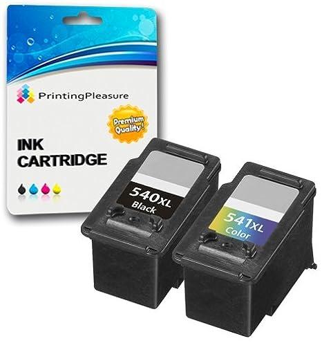 Compatible PG-540XL Cartucho de Tinta para Canon Pixma MG2150 ...