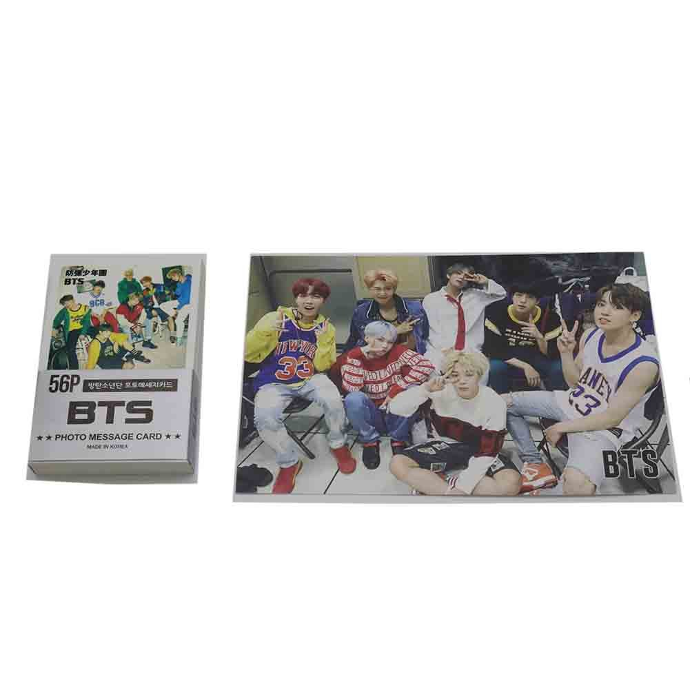 BTS – Bangtan Boys – BTS Mini photocard Set 58pcs e0eac4