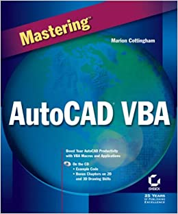 Buy Mastering AutoCAD VBA Book Online at Low Prices in India