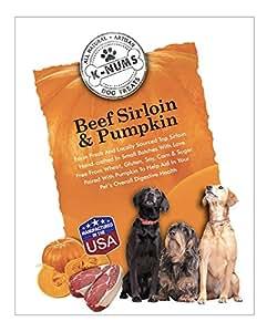 Amazon.com : K-Nums Dog Treats (8 oz.) All-Natural Beef
