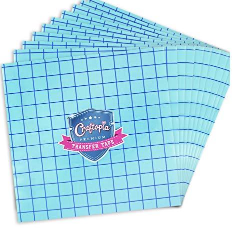 Transfer Paper Tape Sheets 12
