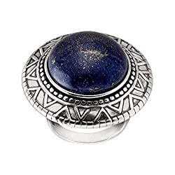 Image of the product Silpada Peruvian Lapis that is listed on the catalogue brand of Silpada.