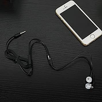 natood In-Ear auriculares tipo cable Smartphone Computer Tablet ...