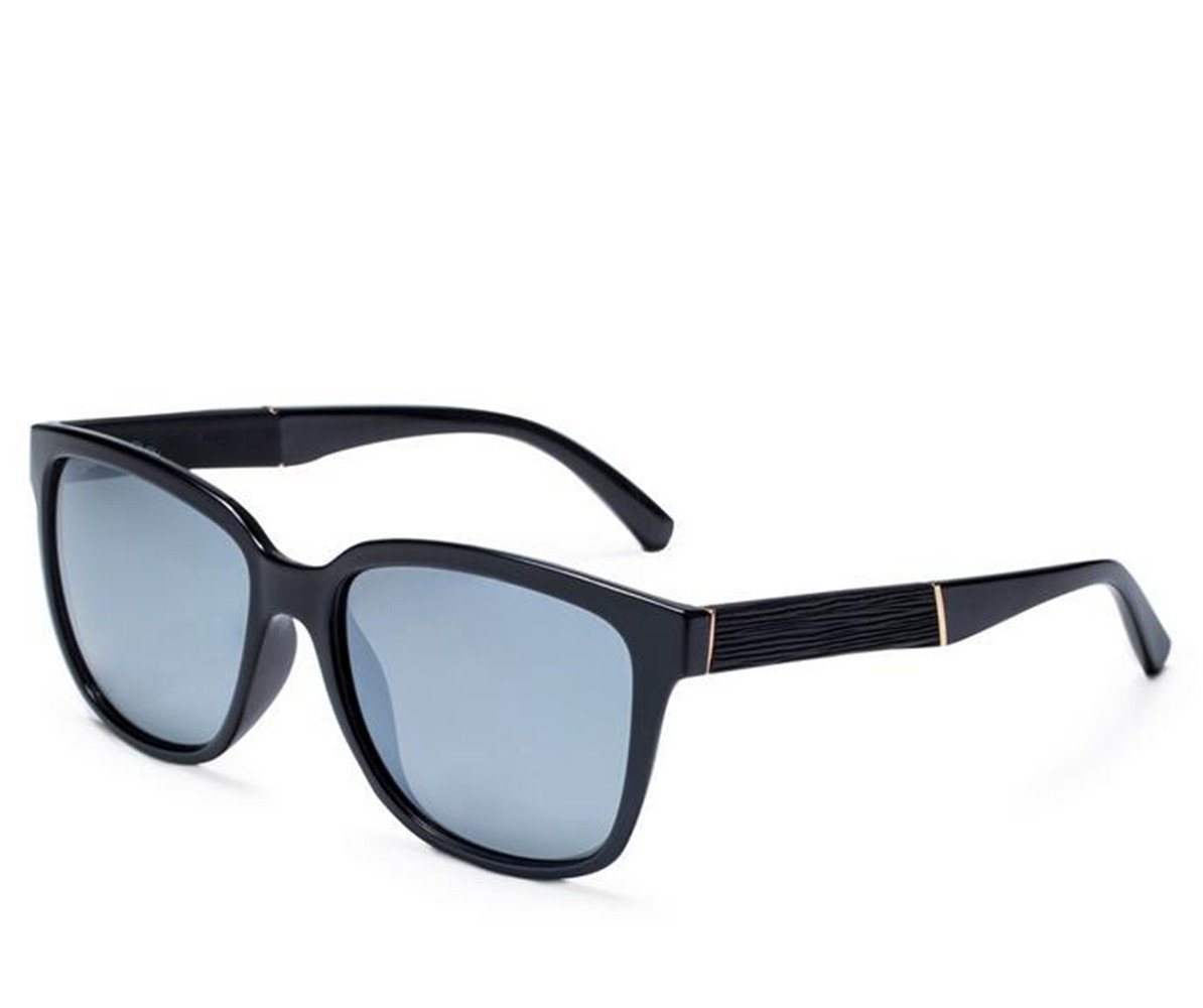 SHULING Sonnenbrille Farbe Film Sonnenbrille Große Rahmenlaufwerk Polarisierte Sonnenbrillen
