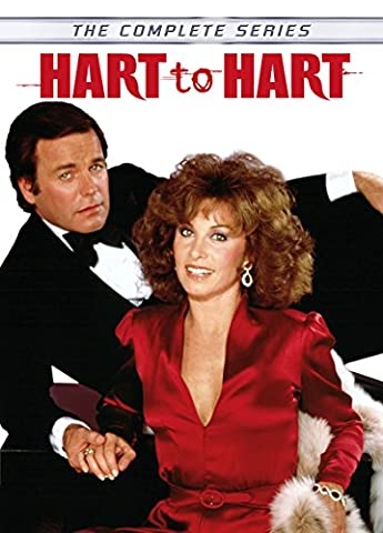 Hart To Hart: The Complete Series (Hart To Hart Dvd Complete Series)