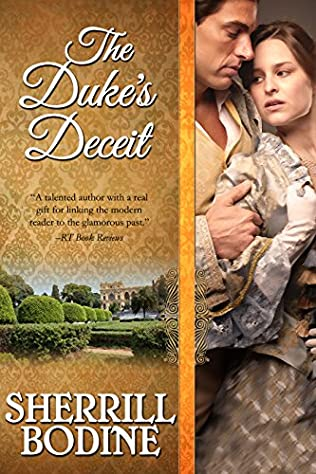 book cover of The Duke\'s Deceit