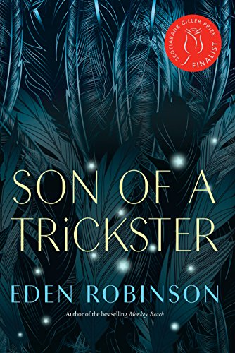 Son of a Trickster (The Trickster trilogy) by [Robinson, Eden]