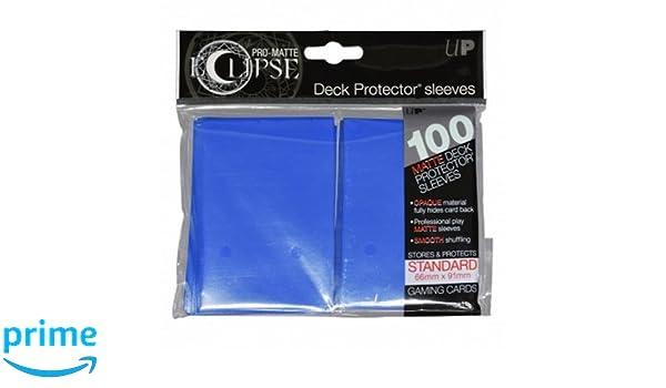 Ultra Pro Pro-Matte Eclipse Pacific Blue Color Azul UltraPro E-85602 100