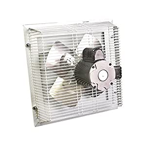 Shutter Exhaust Fan 12 In 760 Cfm Max Variable Speed Model Sft 1200