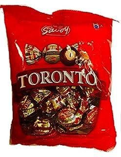 Nestle Savoy Toronto Avellana Cubierta con Chocolate (Chocolate Covered Hazelnut) 125g containing 14 pieces