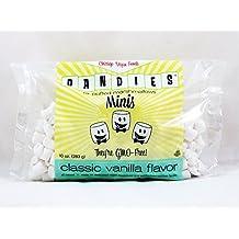 Dandies: Air-Puffed Marshmallows Minis Classic Vanilla Flavor (6 X 10 Oz)