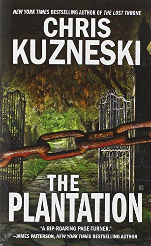 book cover of The Plantation