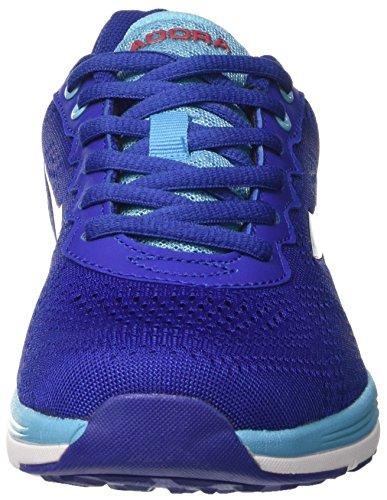 De Chaussures Oltremare bianco Bleu blu W Swan Diadora Course Femme 2 Ottico tIfqcwT