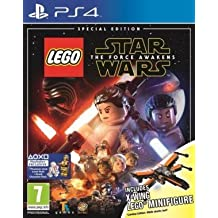LEGO Star Wars: The Force Awakens Special Edition + X-Wing Lego Mini Figure (PS4)