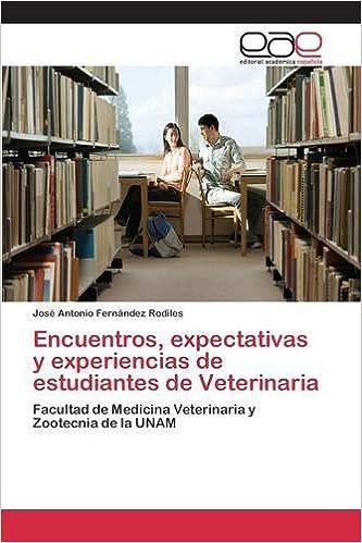 Book Encuentros, expectativas y experiencias de estudiantes de Veterinaria